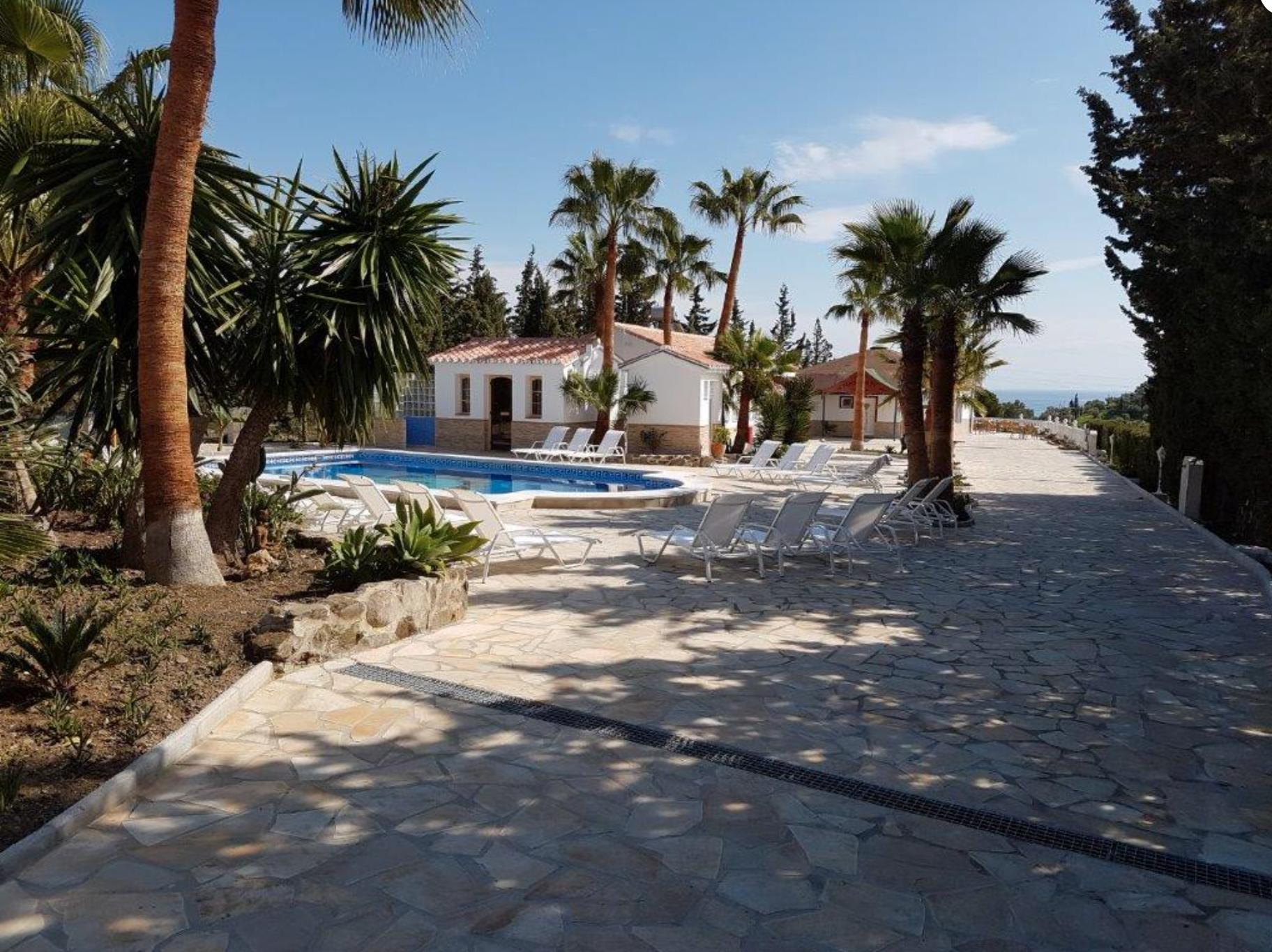 Finca el Morisco in Andalusien